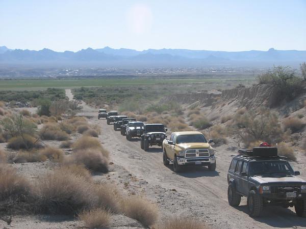 Dirt Devils - Mojave Road 2013