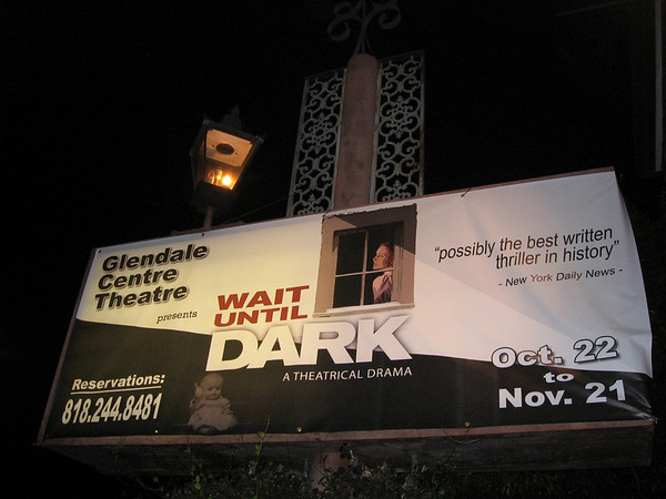 Glendale Centre Theatre - 2009_10_28